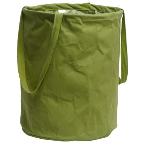 "Tag Cotton Canvas Crunch Storage Bag - 17x13"""