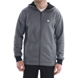 DC Shoes Tech Texture Hoodie Sweatshirt - Water Repellent, Fleece Lined (For Men)