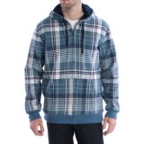 DC Shoes Pikenson Hoodie Sweatshirt - High-Pile Fleece Lining (For Men)