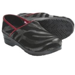 Sanita Professional Benedicte Clogs - Leather (For Women)