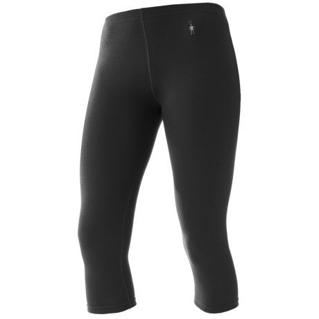 SmartWool NTS Boot Top Base Layer Bottoms - UPF 50+, Midweight (For Women)