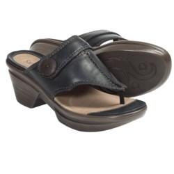 Sanita Nikka Sandals - Leather (For Women)