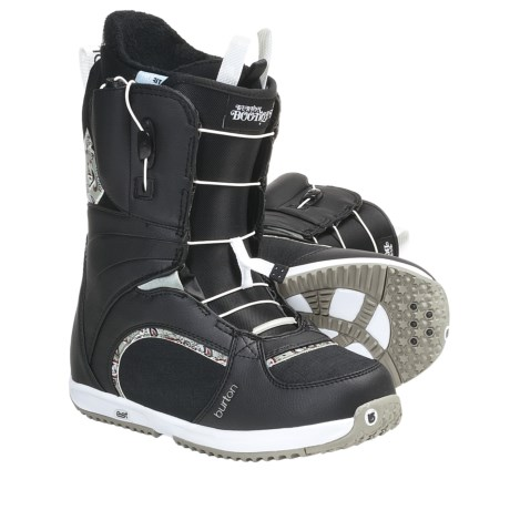 Burton Bootique Snowboard Boots (For Women)