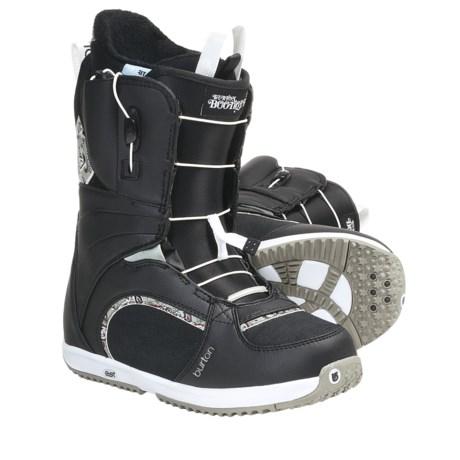 Burton Bootique Snowboard Boots (For Women)