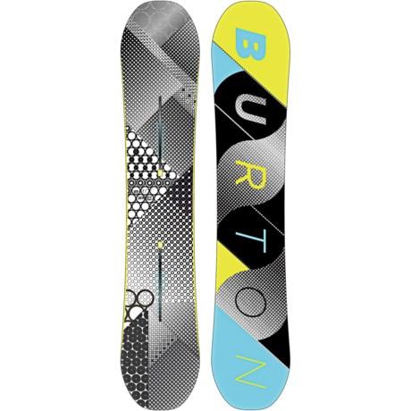 Burton Deja Vu FV Snowboard (For Women)