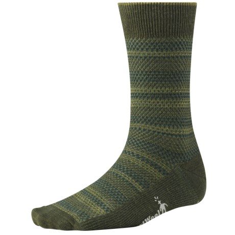 SmartWool Incline Tweed Socks - Merino Wool, Lightweight, Crew (For Men)