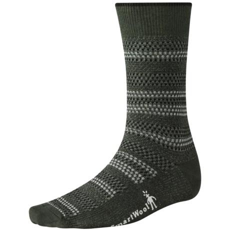 SmartWool Incline Tweed Socks - Merino Wool, Lightweight, Crew (For Men)