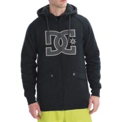 DC Shoes Maxmillions Hoodie Sweatshirt - Zip (For Men)