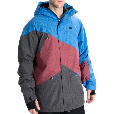 DC Shoes Wishbone Snowboard Jacket - Waterproof, Insulated (For Men)