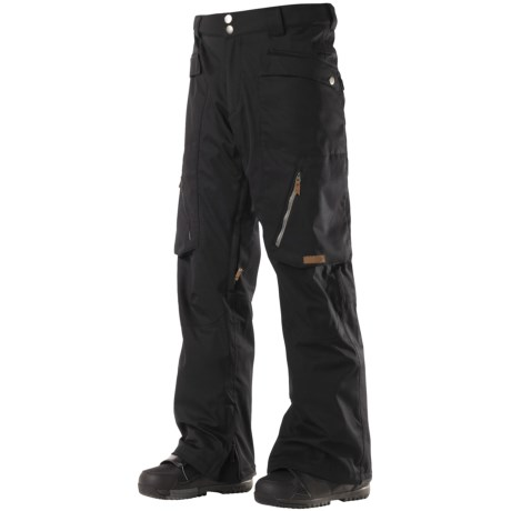DC Shoes Amp Snowboard Pants - Waterproof (For Men)