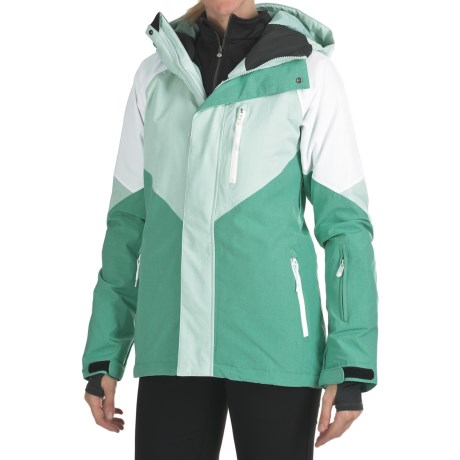 DC Shoes Prima Jacket - Waterproof, Insulated (For Women)