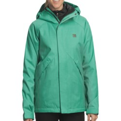 DC Shoes Reflect Jacket - Insulated (For Women)