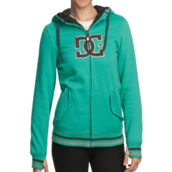 DC Shoes Felice 13 Hoodie - Reversible, Zip (For Women)