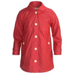 Hatley Splash Jacket - Terry Lined (For Girls)