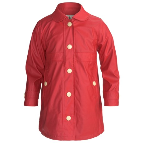 Hatley Splash Jacket - Terry Lined (For Girls)
