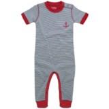 Hatley Day Romper - Short Sleeve (For Infants)