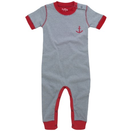 Hatley Day Romper - Short Sleeve (For Infants)
