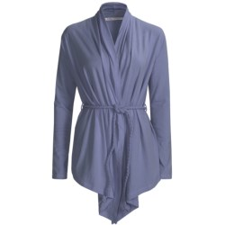 Hatley Wrap Cover-Up - Long Sleeve (For Women)