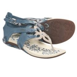 Cushe Sierra Sandals - Leather (For Women)
