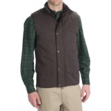 Woolrich Blacktail Vest - Waxed Twill (For Men)