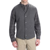Woolrich Bear Claw Wool Vest - Insulated (For Men)