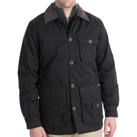 Woolrich Blacktail Coat - Waxed Twill (For Men)