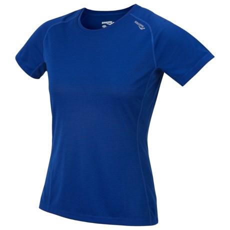 Saucony Hydralite Shirt - Short Sleeve (For Women)