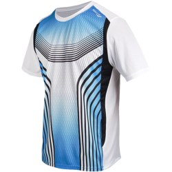 Saucony Inferno FX Shirt - UPF 30+, Short Sleeve (For Men)