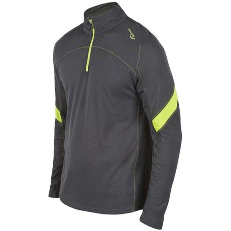 Saucony Transition Sportop II Pullover - Zip Neck, Long Sleeve (For Men)