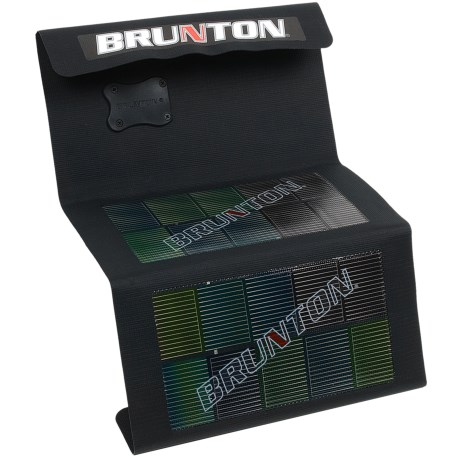 Brunton Solaris USB 2 Solar Charger - Foldable