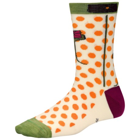 SmartWool Dancing Dots Socks - Merino Wool (For Women)