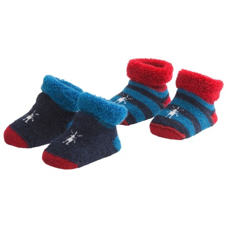 SmartWool Bootie Batch Socks - Merino Wool (For Infants)