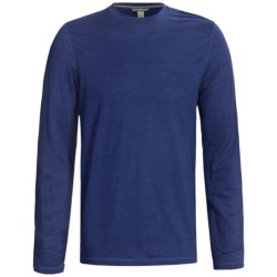 SmartWool Microweight Base Layer Top - Merino Wool, Crew Neck, Long Sleeve (For Men)