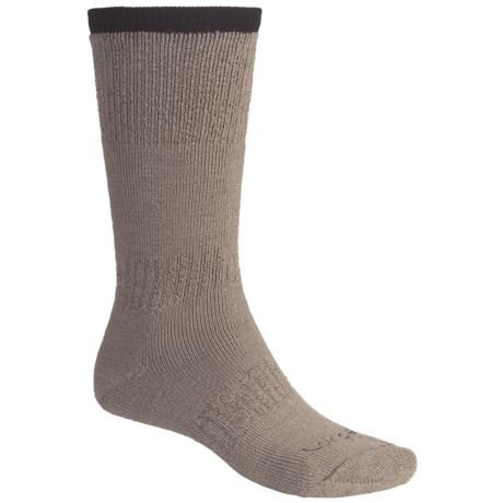 Lorpen Merino Wool Hunting Socks - 2-Pack, Midweight, MID CALF (For Men)