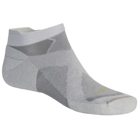 Lorpen Multi-Sport Tri-Layer Light Socks - CoolMax®, 2-Pack, Below-the-Ankle (For Men and Women)