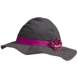 Mountain Hardwear Sun Floppy Canvas Hat - UPF 50 (For Women)
