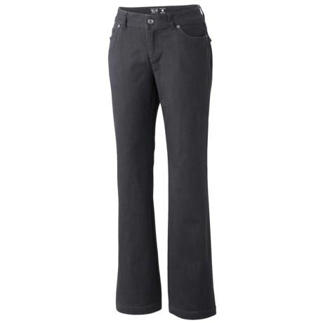 Mountain Hardwear LaCarta Pants - Stretch Cotton Twill (For Women)