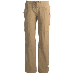 Mountain Hardwear Yuma Pants - Convertible, UPF 50 (For Women)