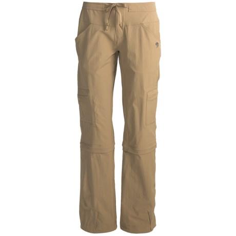 Mountain Hardwear Yuma Pants - Convertible, UPF 50 (For Women)