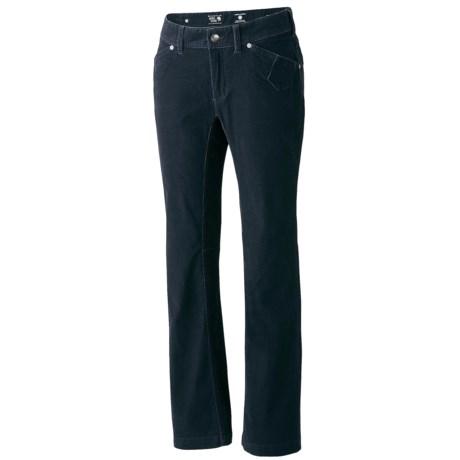 Mountain Hardwear Tunara Pants - Stretch Corduroy (For Women)