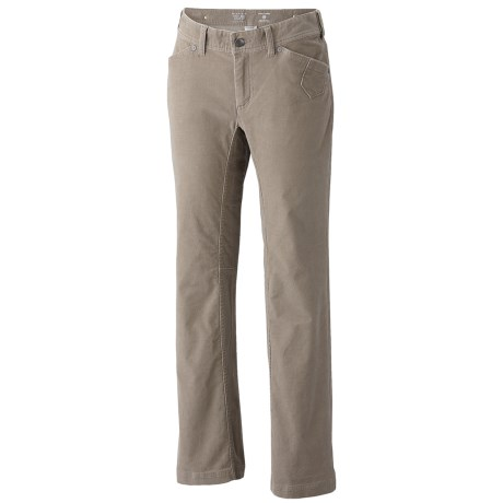 Mountain Hardwear Tunara Pants - Stretch Corduroy (For Women)
