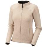 Mountain Hardwear Sarafin Cardigan Sweater - Recycled Wool Blend, Full Zip (For Women)