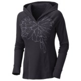 Mountain Hardwear Whipped Butter Hoodie Sweatshirt - UPF 50 (For Women)