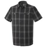 Mountain Hardwear Buckwell Plaid Shirt - Short Sleeve (For Men)