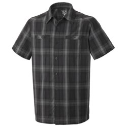 Mountain Hardwear Buckwell Plaid Shirt - Short Sleeve (For Men)