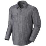 Mountain Hardwear Strickland Shirt - Long Sleeve (For Men)