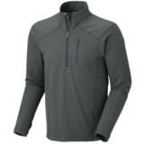Mountain Hardwear Cragger Shirt - UPF 30, Zip Neck, Long Sleeve (For Men)