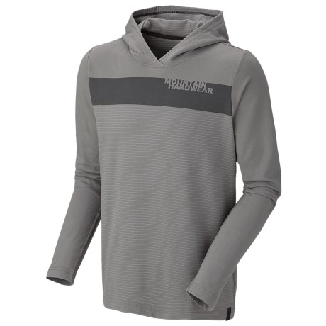 Mountain Hardwear Cragger Stripe Hoodie - UPF 30 (For Men)
