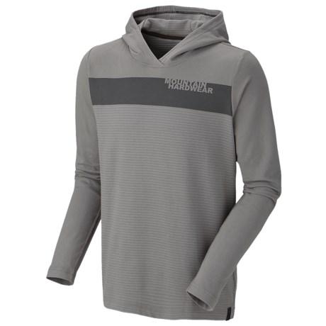 Mountain Hardwear Cragger Stripe Hoodie - UPF 30 (For Men)