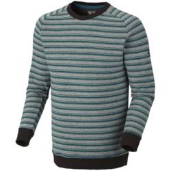 Mountain Hardwear Mantega Stripe Sweater - Recycled Wool (For Men)